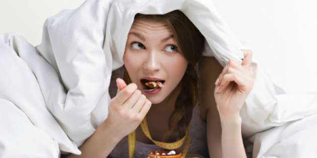 Why Your Emotional Eating is Destroying Your Relationship
