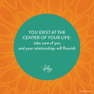 Take Care of You for Your Relationship to Flourish Quote Image