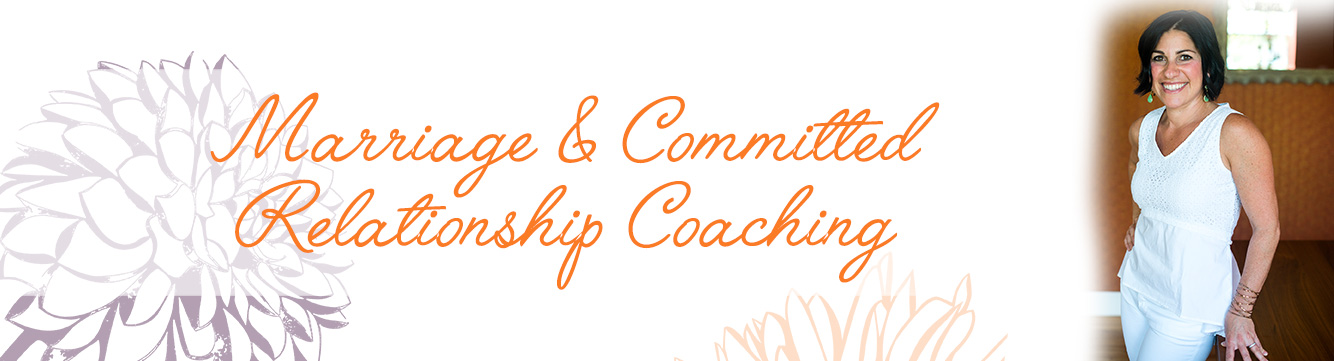 Marriage & Committed Relationship Coaching